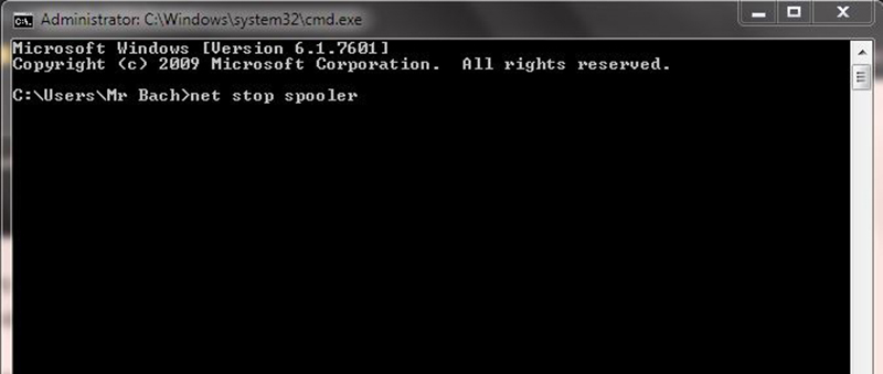 Giao diện Powershell / Command Prompt