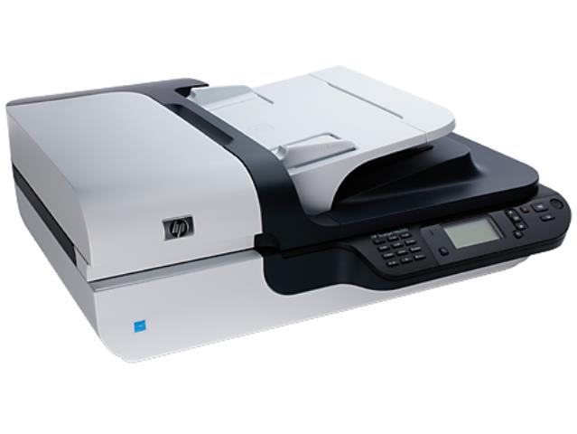 HP N6350 - Máy scan HP Scanjet N6350