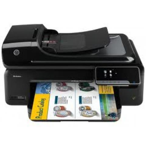 Máy in  HP OJ 7500 Wide Format eAiO Printer E910a