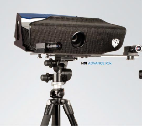 3D scanner - LMI Advance R3x