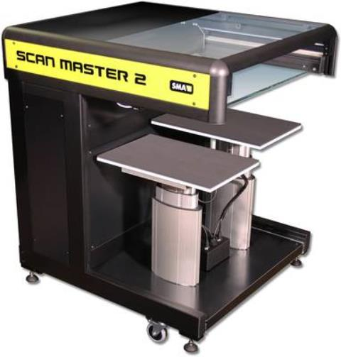 Máy scan Master 2M (A2) - manual bookcradle 35cm